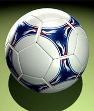 Bild på en fotboll.